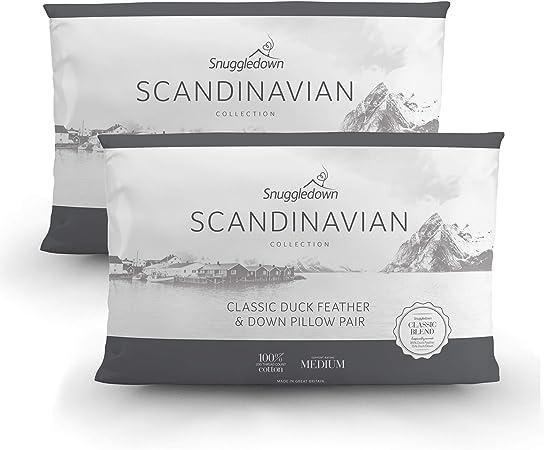 Snuggledown Scandinavian Duck Feather
