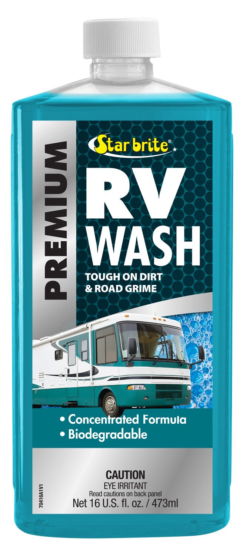 Star Brite Premium Rv Wash Concentrated Touch Control Panel Thetford Marine Biodegradable Automotive