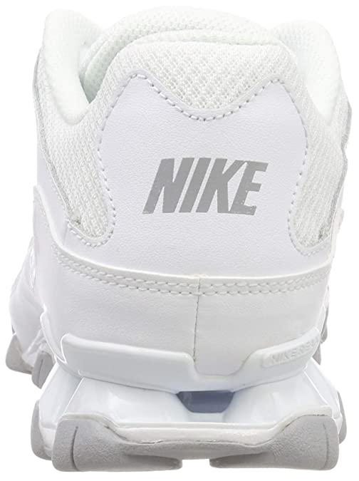 new product 8db1f 166dd Nike Reax 8 TR, Sneakers Basses Homme, Blanc White Wolf Grey 001, 40 EU   Amazon.fr  Chaussures et Sacs