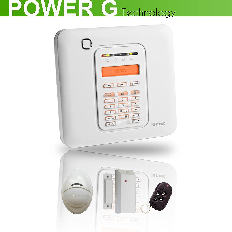 Kit Alarma Visonic PowerMaster 10 PG2 - 1: Amazon.es ...