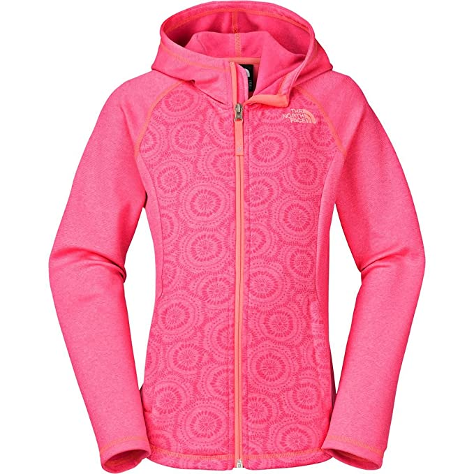 9a1826542f Image Unavailable. Image not available for. Color  The North Face Kids Girls   Seashore Fleece Hoodie (Little Big Kids)