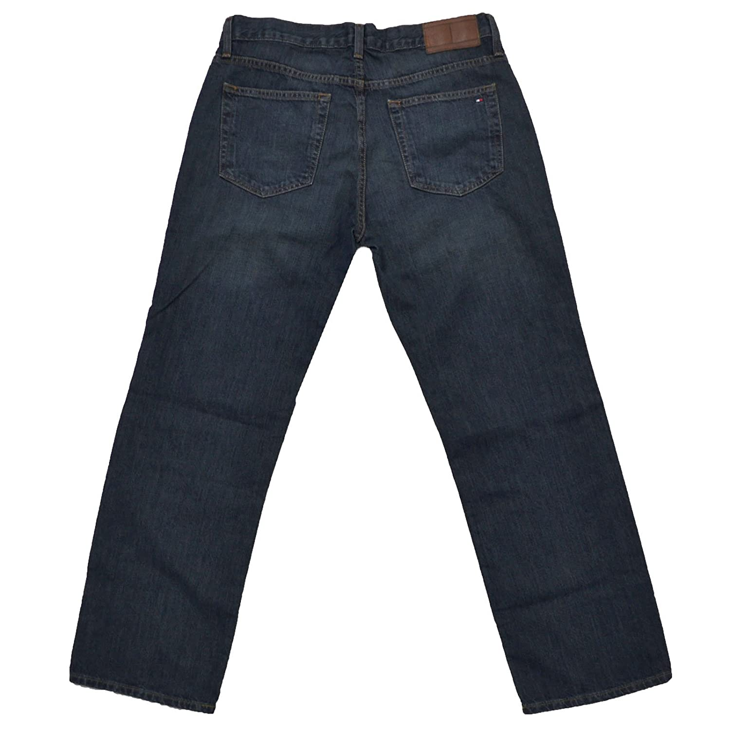 bfc8535b Tommy Hilfiger Mens Relaxed Fit Jeans: Amazon.ca: Clothing & Accessories