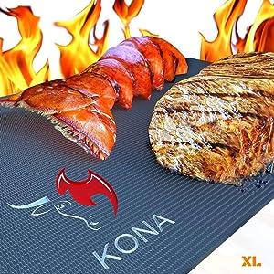 Kona XL Best Grill Mat