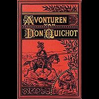 Avonturen van Don Quichot (Geïllustreerd)