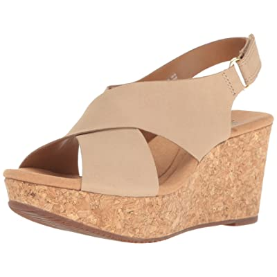 Clarks Women's Annadel Eirwyn Wedge Sandal | Platforms & Wedges