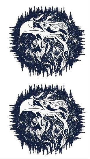 CCWL Mountain Tattoo Pegatina Impermeable Presabilina Tatuaje ...