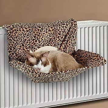 Pureage cama de radiador para gato hamaca confortable: Amazon.es: Productos para mascotas