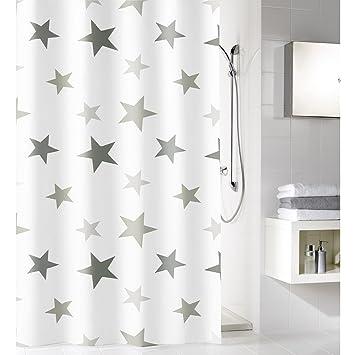 Meusch QuotStarsquot Shower Curtain