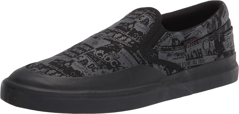 DC Men's Infinite Popular brand Slip Ac Band Limited Sneaker Direct store Sho Edition Skate