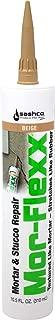 product image for Sashco 15010 10.5oz Sashco Sealants Beige MorFlexx Mortar & Stucco Repair, 10.5-Ounce