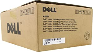 Dell 1600 N (K4671 / 593-10044) - original - Toner black - 3.000 Pages