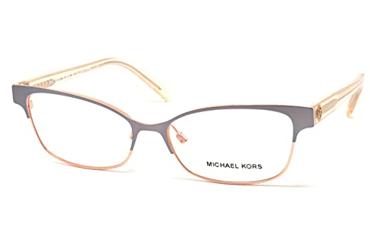 9baa25b392c5 MICHAEL KORS MK 7004 Eyeglasses 1030 Light Gun/Rose Gold 53-15-140 ...