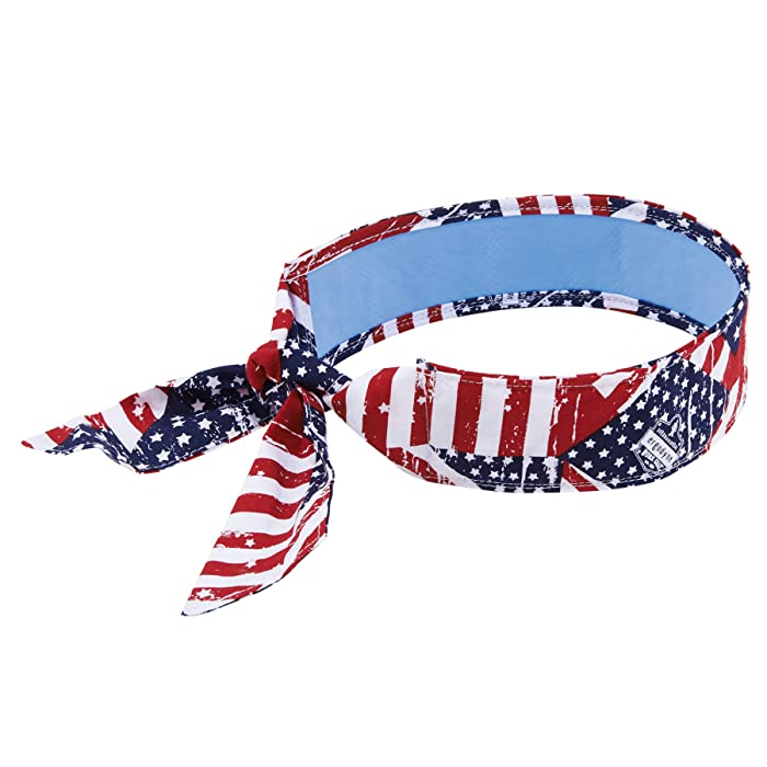 Top 9 Stars And Stripes Cooling Bandana