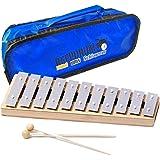 Sonor GP Kinder Xylophon Glockenspiel Sopran + Keepdrum Tasche Bag GRATIS!!!