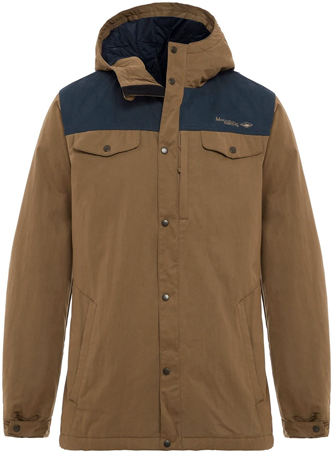 Amazon.com: Mountain Designs Mens Barrington Insulated ...