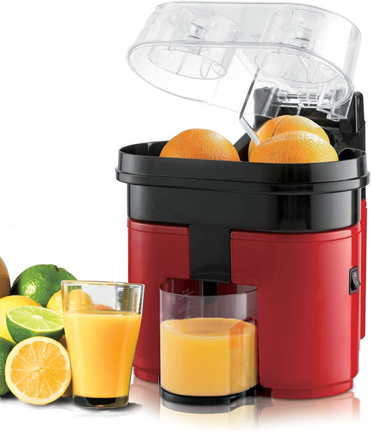 Fast Double Juicer 90w Electric Lemon Orange Fresh Juicer With Anti-drip Valve Citrus Fruits Squeezer Household 220v Sonifer Free Shipping
