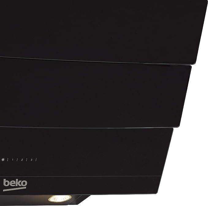 Beko - Campana Decorativa Beko Hca92640Bh De Aspiración Perimetral: Amazon.es: Grandes electrodomésticos