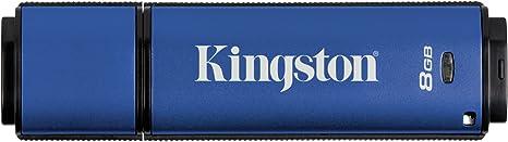 Kingston 4GB DataTraveler AES Encrypted Vault Privacy 256Bit USB 3 Flash Drive