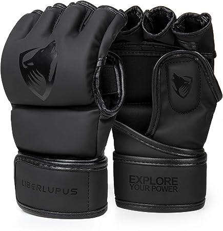Liberlupus MMA Gloves for Men & Women