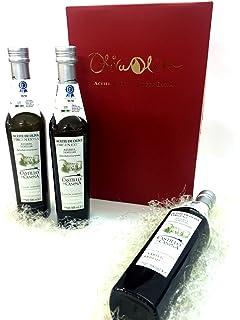 Aceite de Oliva Castillo de Canena - Reserva Familiar Variedad Arbequina - 6 botellas 500 ml por Oliva…