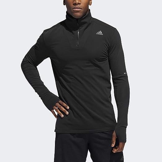 adidas running fleece