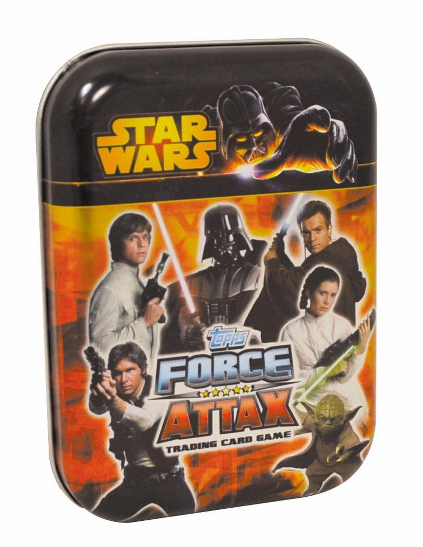 Devir Star Wars - Cartas Force Attax 3 (Topps 5053307003880)