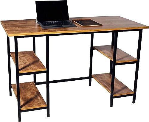 Best modern office desk: OneSpace Camden 4 Shelf