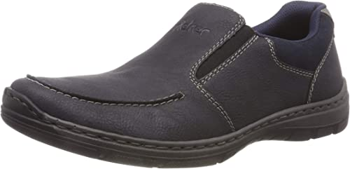 Rieker 08971 15 men's Loafers Casual Shoes in Synthetic