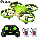EACHINE E016H Mini Drones for Kids and Beginners,RC Nano Quadcopter with Altitude Hold Function for Beginner,One Key…