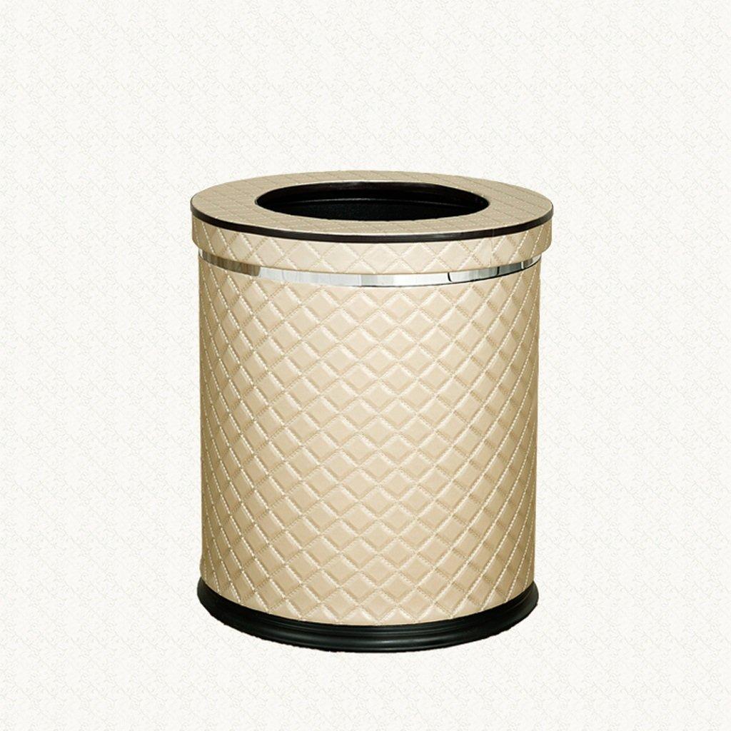 Meters Creativo minimalista camera da letto a casa abitabile bagno cucina in pelle a doppia cestino coperti possono 10L
