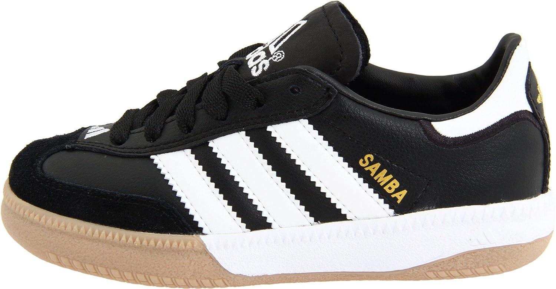27c2b59f8 Amazon.com | adidas Performance Kids' Samba M K Indoor Soccer Cleat | Soccer