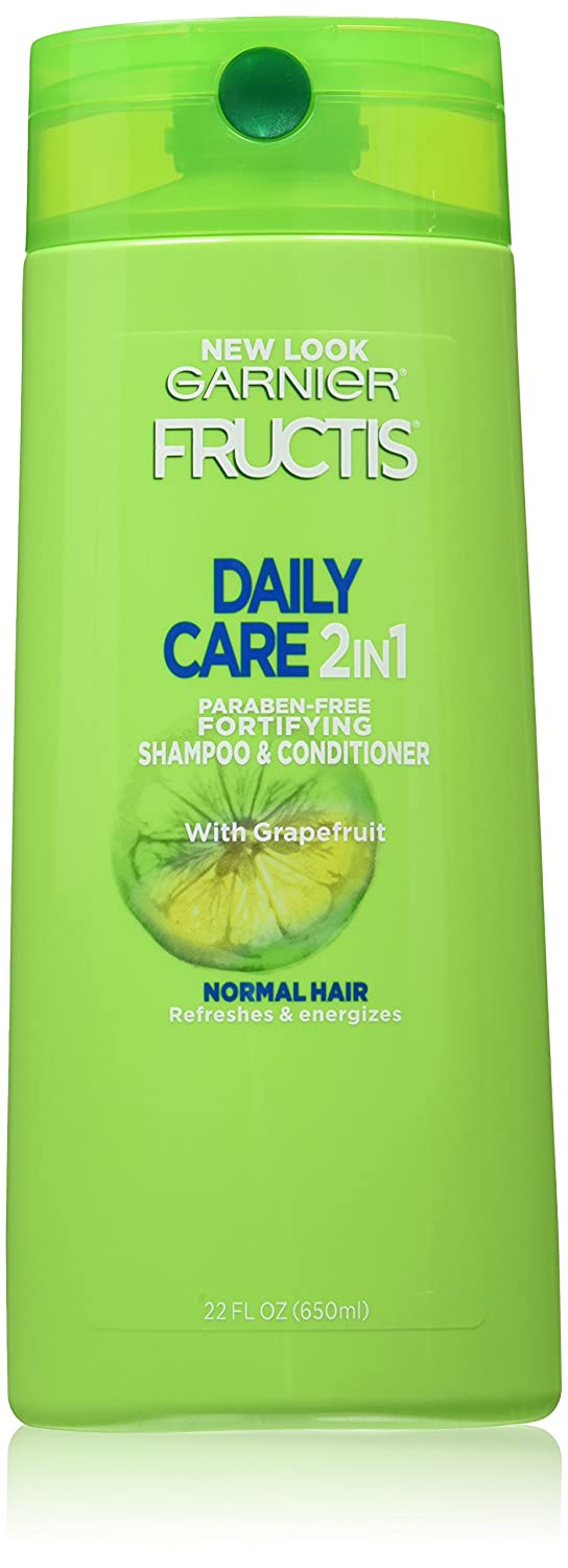 Garnier Hair Care Fructis Daily Care 2-In-1 Shampoo & Conditioner, 22 Fluid