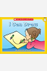 Little Leveled Readers: I Can Draw (Level A) Kindle Edition
