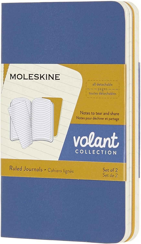 Moleskine Volant Journal, Soft Cover, XS (2.5