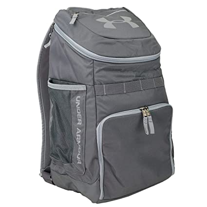 33c92d690 Amazon.com: Under Armour Undeniable Backpack Graphite: Sports & Outdoors