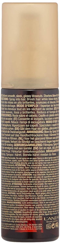 L ANZA Keratin Healing Oil Smooth Down Spray