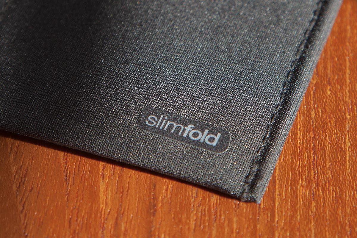 Cartera Minimalista SlimFold - Opción RFID - Fina, Duradera y Resistente al Agua Garantizada - Fabricado en Estados Unidos - tamaño Original - Gris ...