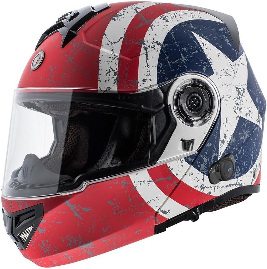 T27B Full Face Modular Helmet