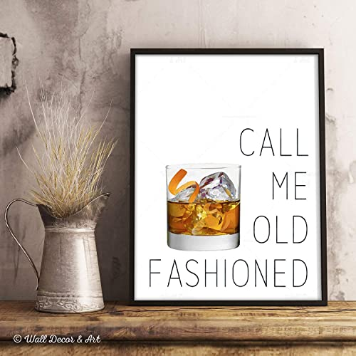 Amazon.com: Call Me Old Fashioned Print, Old Fashioned ...