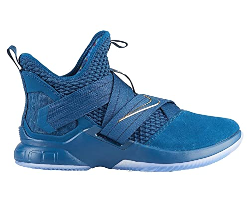 watch 39c64 f073c NIKE Lebron Soldier XII SFG Mens Ao4054-400  Amazon.co.uk  Shoes   Bags