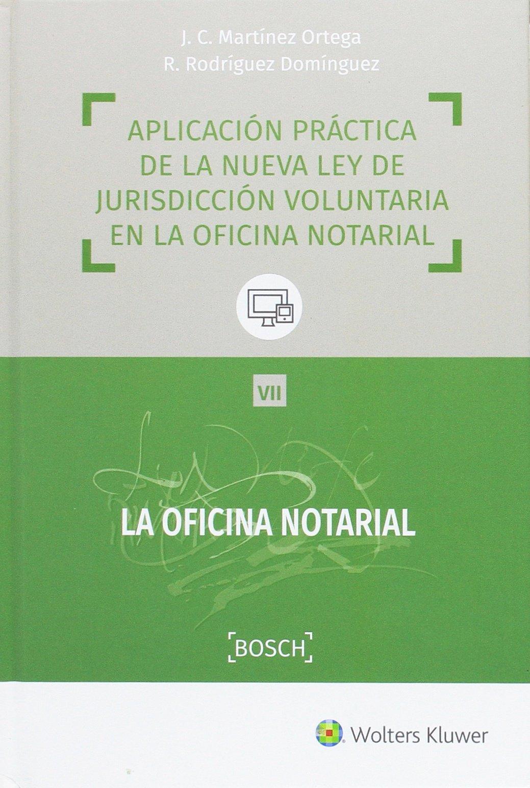 Aplicación práctica de la nueva ley de jurisdicción voluntaria en la oficina notarial