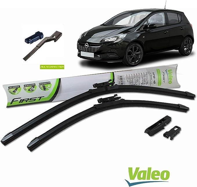Valeo Group Valeo Scheibenwischer Für Opel Corsa D E 650 400 Mm 2 Stück Auto