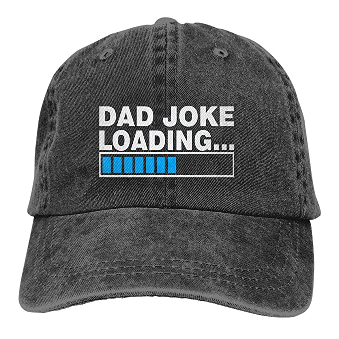 bda1aa6ae4816 DFEE Dad Joke Loading Unisex Adjustable Dad Hats Baseball Caps ...