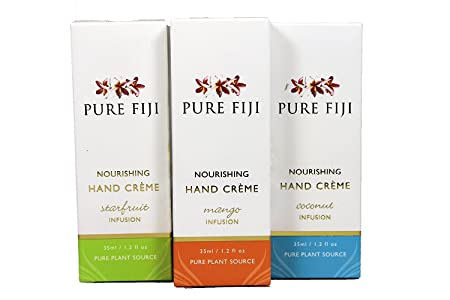 Pure Fiji Hand Creme Bundle- 3 Pack