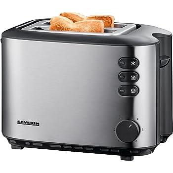 Ein Toaster ist heutzutage in fast jedem Haushalt zu finden und somit ein unverzichtbarer Begleiter.