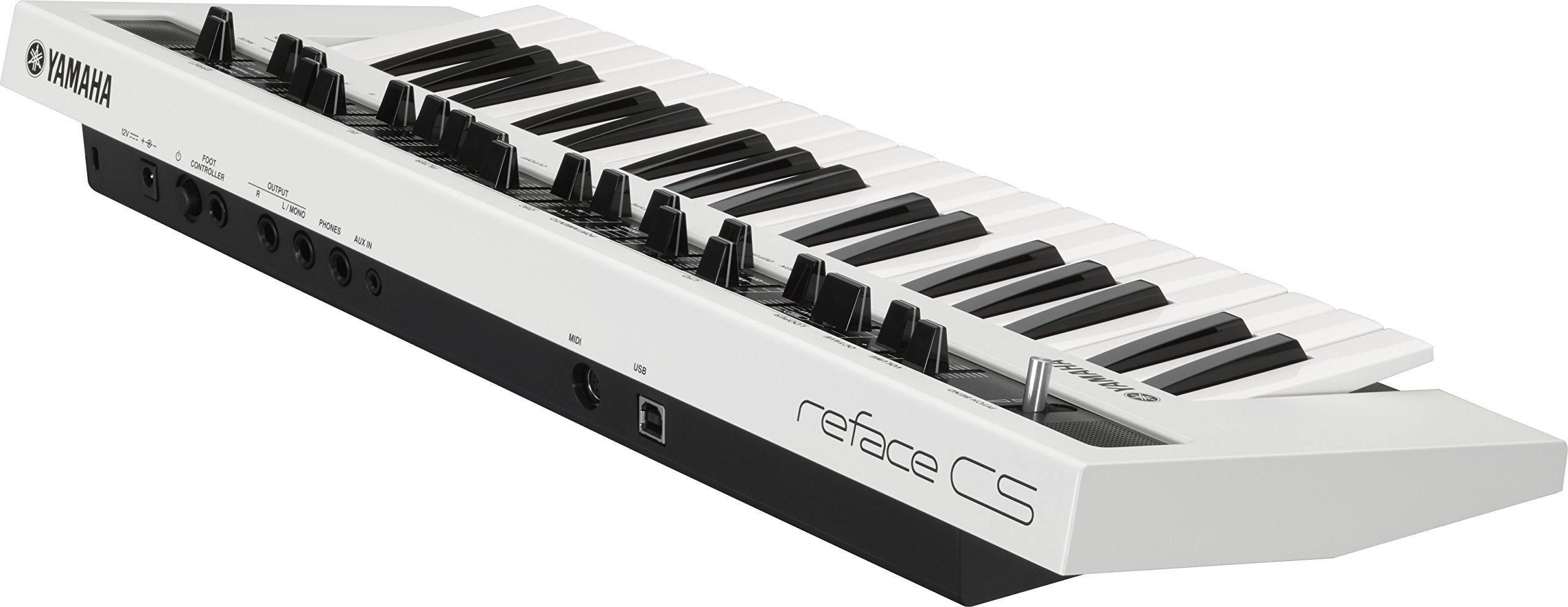 Yamaha REFACE CS Portable Analog Modeling Synthesizer by Yamaha (Image #3)