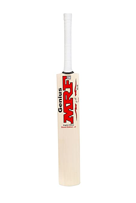 745208f7b MRF Genius Grand Edition Virat Kohli Endorsed English-Willow Cricket ...