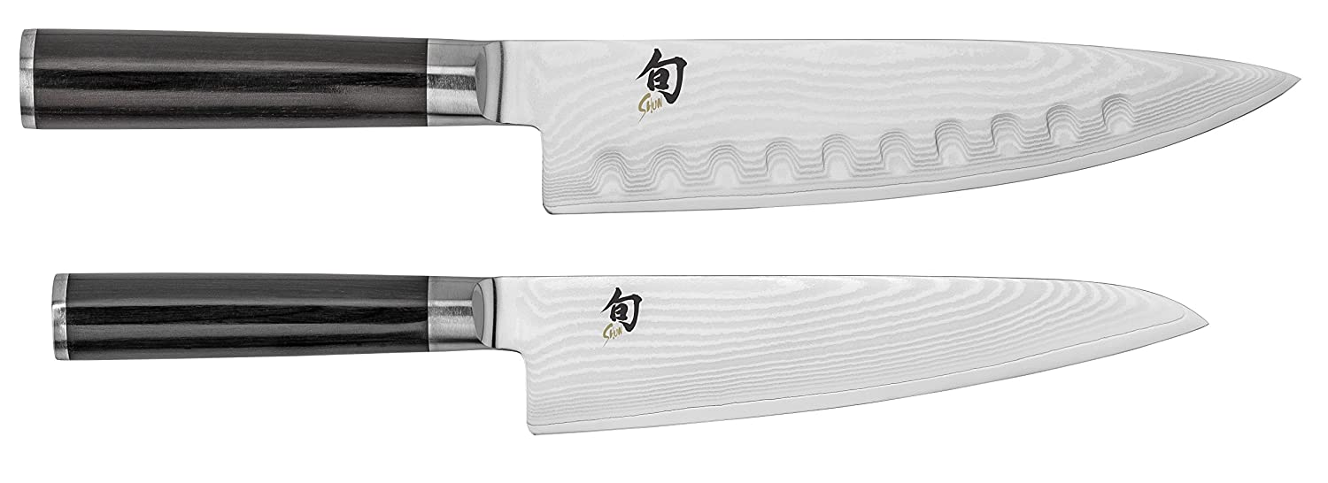 Shun DMS0212 Classic 2-Piece Knife Set
