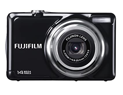 amazon com fujifilm jv300 14mp 3x optical zoom digital camera rh amazon com