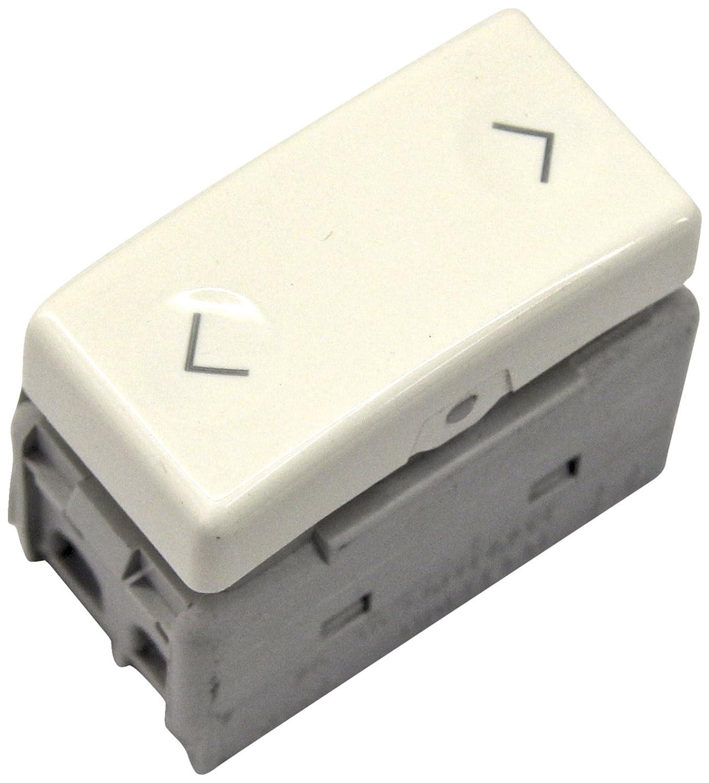 Gewiss 80013S Interrupteur pour syst/ème Gw20559 Blanc 10/A
